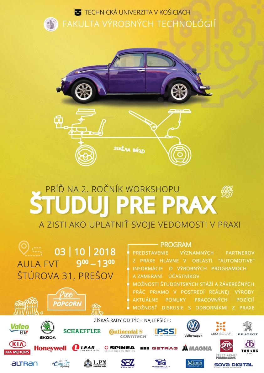 Študuj pre prax