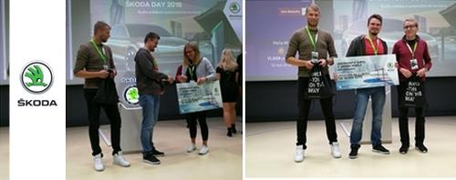 FVT TUKE víťazom Škoda Day 2018