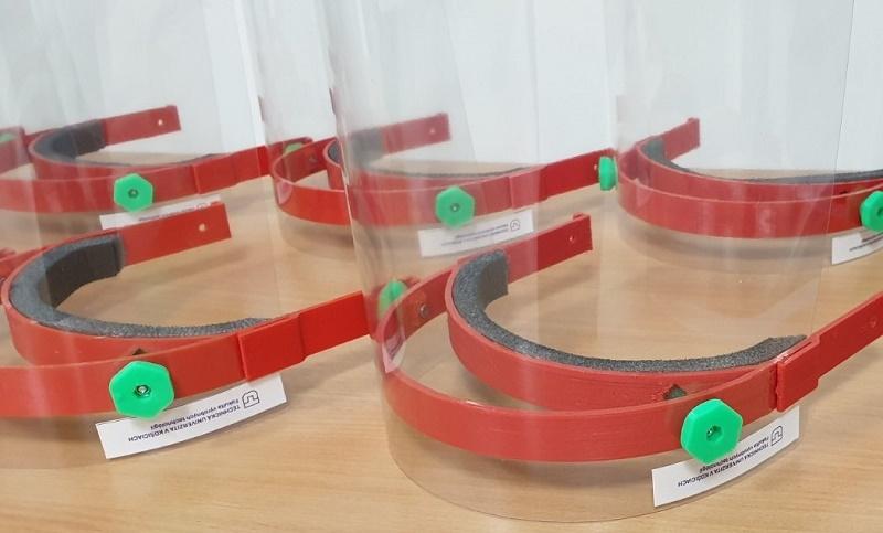 3D tlačou proti COVID-19 aj na Fakulte výrobných technológii