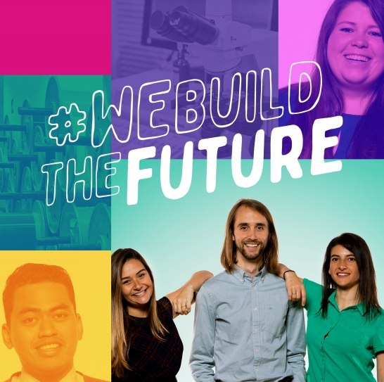 Build the Future - Graduate program