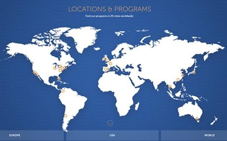 City Internships 2020 - štúdium a stáže v zahraničí